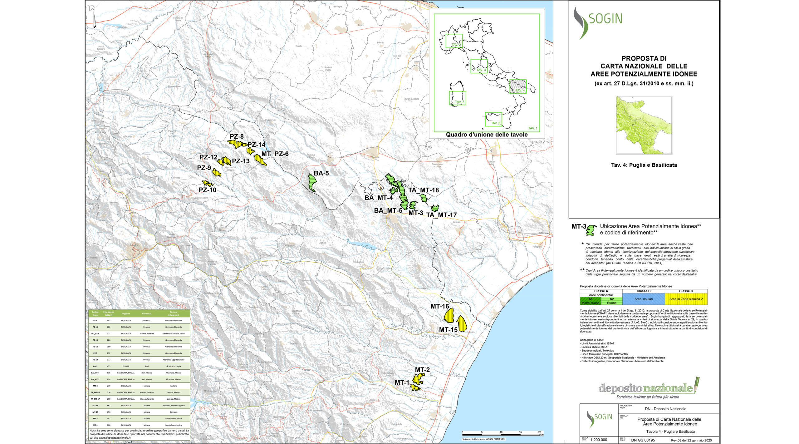 aree-idonee-per-il-deposito-dei-rifiuti-radioattivi:-commenti-e-dichiarazioni-dal-territorio-pugliese-e-lucano