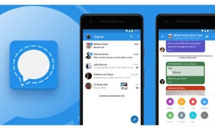 signal,-aumento-degli-utenti-dopo-critiche-a-whatsapp