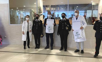 """ospedale-""""san-carlo""""-di-potenza,-carabinieri-biodiversita:-donazioni-all'insegna-dell'educazione-ambientale"""