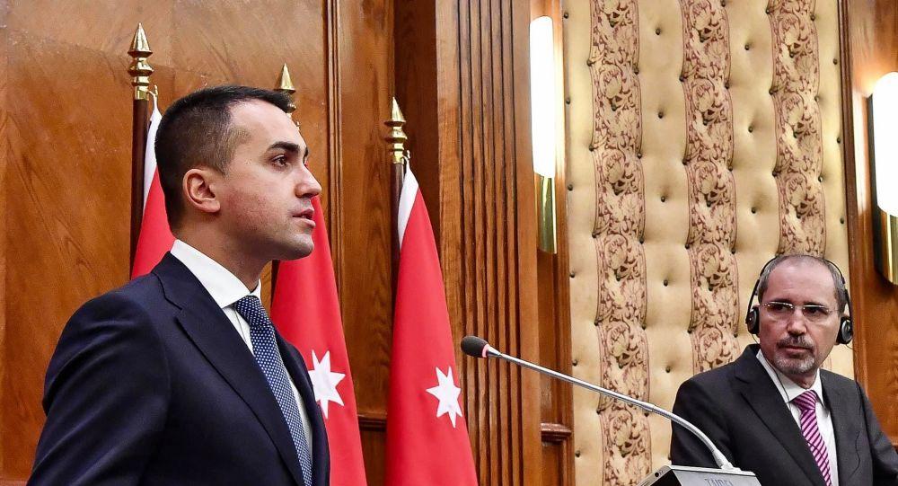 """di-maio-in-giordania:-""""consolidare-i-rapporti-e-presto-un-istituto-italiano-di-cultura-ad-amman"""""""