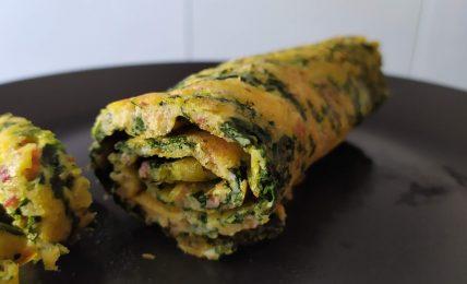frittata-spinaci-e-speck:-saporita-ed-appetitosa,-un-gustoso-secondo-piatto-dell'ultimo-minuto,-cotto-in-forno