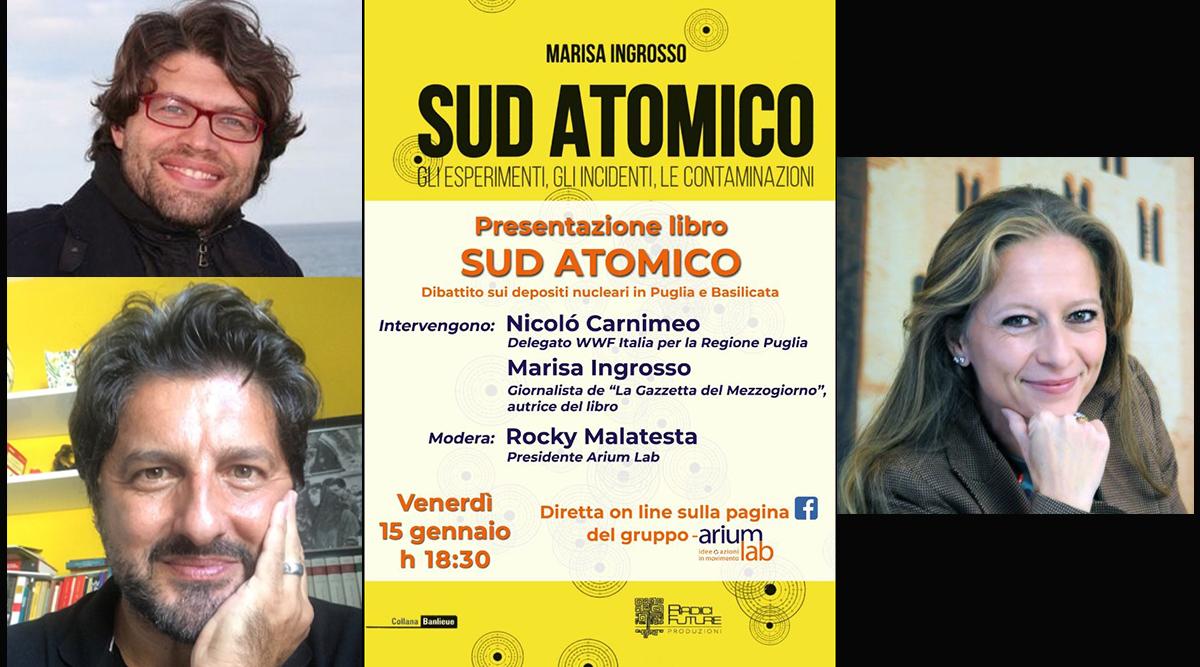 dibattito-sui-depositi-nucleari-in-puglia-e-basilicata:-venerdi-15-gennaio-ore-18.30,-diretta-online-sulla-pagina-fb-di-arium-lab