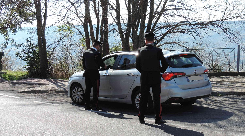 controlli-a-tappeto-dei-carabinieri-sulle-strade-nel-potentino,-denunciate-12-persone