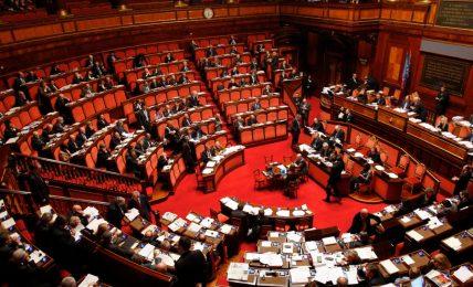 il-governo-incassa-la-fiducia-anche-in-senato:-156-si,-140-no-e-16-astenuti-(italia-viva)
