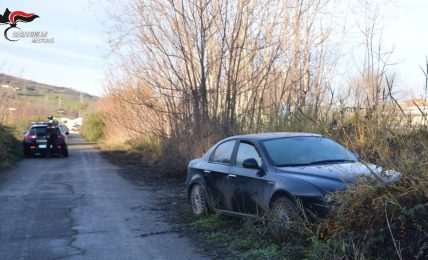 tricarico-(mt),-furto-di-rame:-i-carabinieri-arrestano-4-persone-di-nazionalita-romena