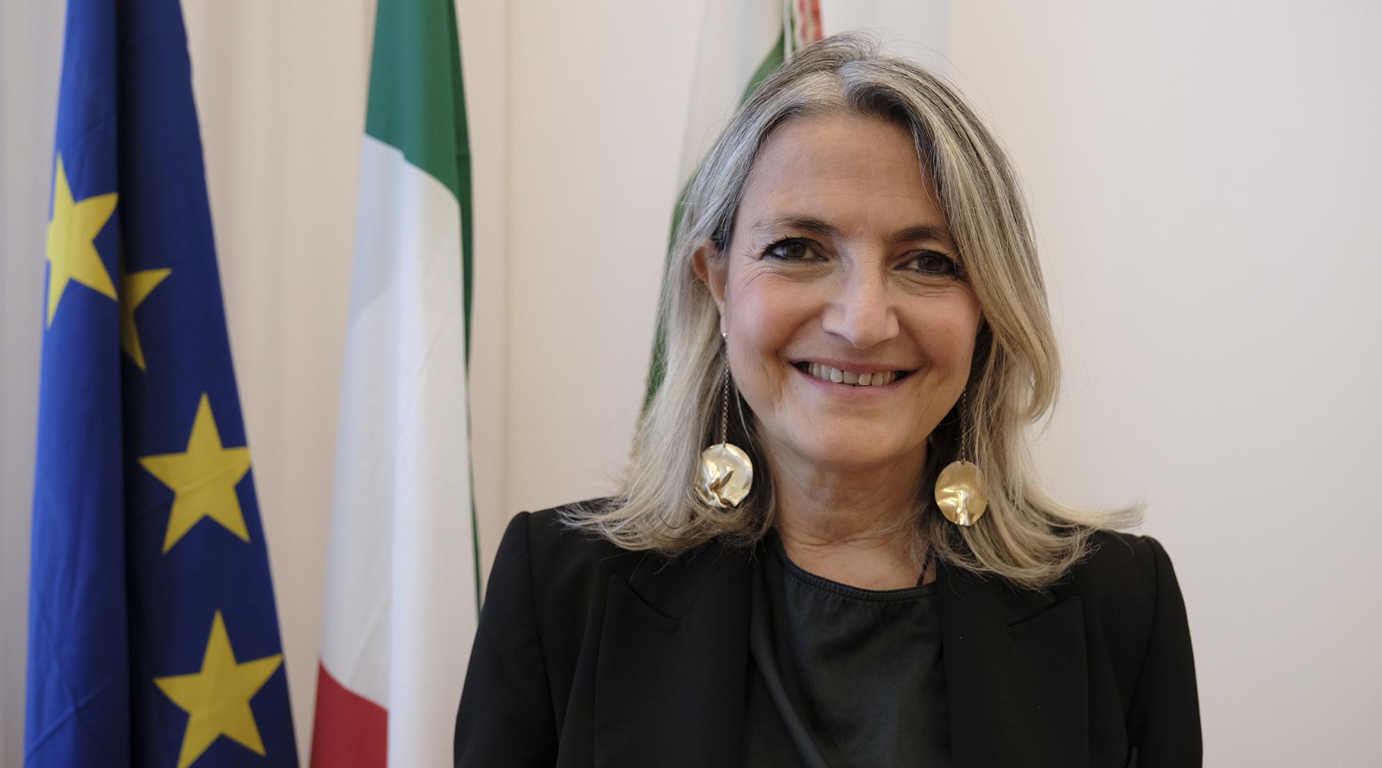 """l'assessore-regionale-pugliese,-anna-grazie-maraschio-alcongresso-nazionale-di-sinistra-italiana:-""""dal-governo-centrale-attenzione-ai-temi-ambientali"""""""