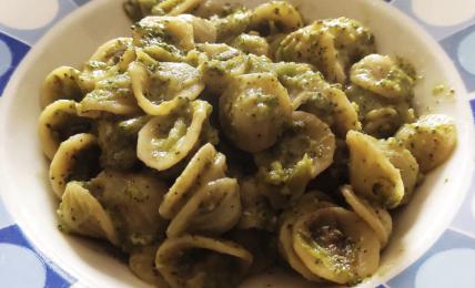 orecchiette-alla-crema-di-broccoli:-la-variante-alle-cime-di-rapa.-la-nonna-svela-come-farla-super-cremosa