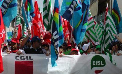 """cgil,-cisl-e-uil-della-provincia-di-matera-contrarie-all'esclusione-dei-sindacati-dal-""""patto-per-lo-sviluppo-sostenibile-e-matera"""""""
