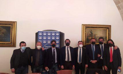 regione-basilicata,-fratelli-d'italia-rafforza-il-suo-gruppo-politico-con-l'ingresso-dei-consiglieri-baldassarre-e-quarto