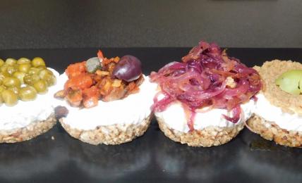 mini-cheesecake-salate:-semplici-e-sfiziose-mini-tortine-creative.-buone-sia-a-cena-che-come-antipasto