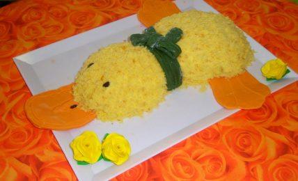torta-papero-di-pasqua,-una-simpatica-torta-per-bambini-all'aroma-di-limone:-adorabile!