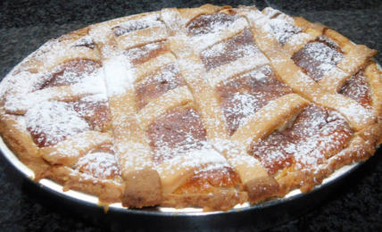 la-pastiera-napoletana-con-le-7-strisce:-la-classica-e-tradizionale-ricetta-di-nonna-maria