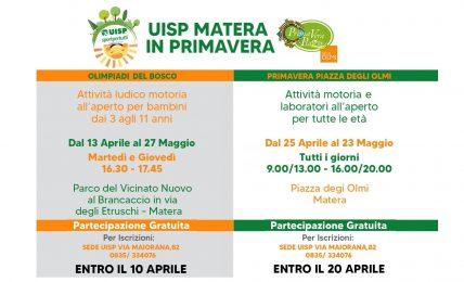 """al-via-""""uisp-matera-in-primavera"""",-eventi-gratuiti-per-i-bimbi-e-per-gli-adulti"""