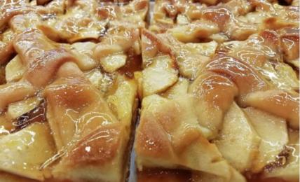 la-torta-di-mele-senza-impasto-ne-bilancia:-pochi-ingredienti-e-facile-da-preparare