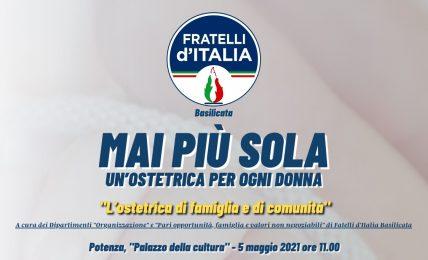 """a-potenza,-il-5-maggio,-presentazione-di-due-progetti-di-fratelli-d'italia:-""""l'ostetrica-di-famiglia-e-di-comunita"""""""
