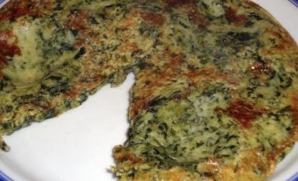 frittatona-di-spinaci-e-farina-di-ceci:-cotta-al-forno,-facile-e-buonissima
