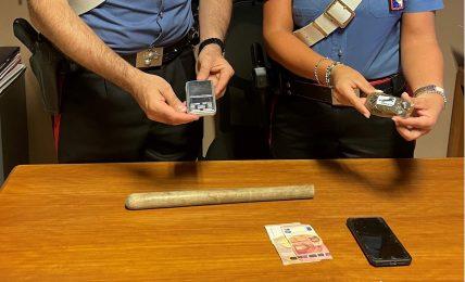 matera:-21enne-in-trasferta-da-tricarico-con-la-droga-in-auto.-arrestato-dai-carabinieri