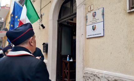 """associazione-nazionale-carabinieri,-sezione-""""maresciallo-maggiore-flavio-salacone""""-di-venosa-(pz):-costituzione-del-gruppo-di-volontariato-all'interno-della-sezione"""